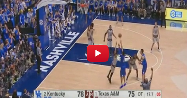Jamal Murray's stepback proves to be the dagger for another SEC title