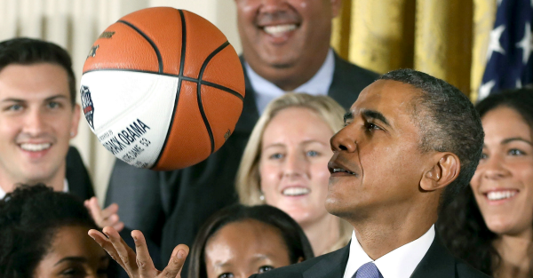 President Obama might have the most boring bracket ever