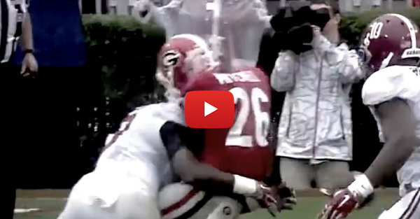 This Reggie Ragland highlight tape is painful… and awesome
