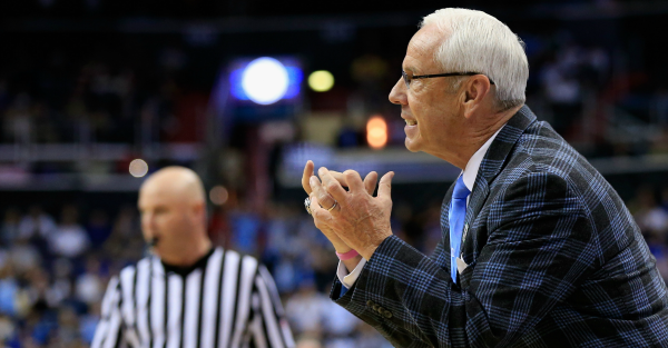 Roy Williams blows up over conference schedule being called easy