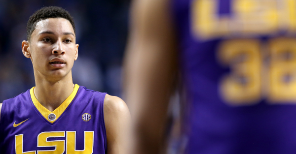 Ben Simmons could already have $100 million shoe deal when he goes pro