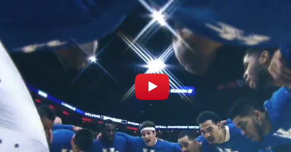 NCAA drops ultimate highlight video for the Tournament