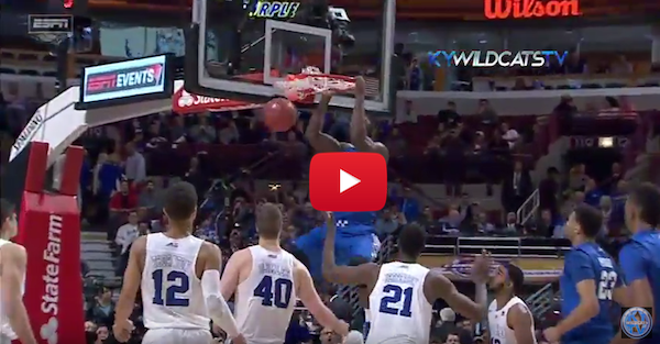 This Kentucky tribute video will bring the best memories of the 2015-16 season