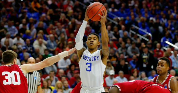 There's at least one person who wants Tyler Ulis to stay at UK another year