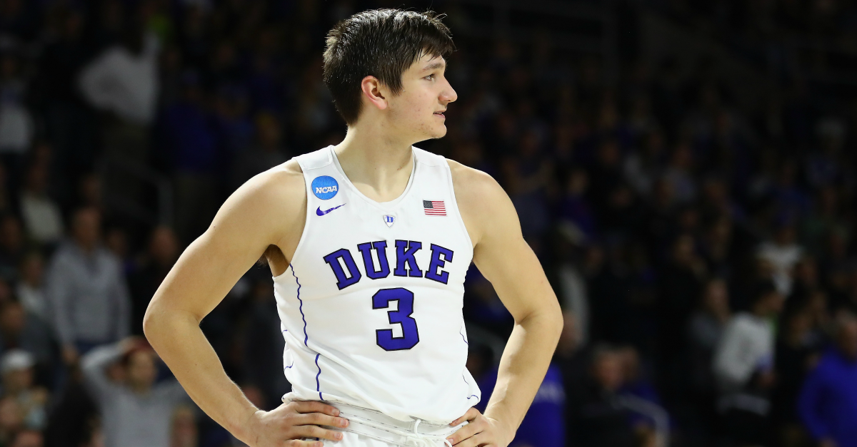 Duke guard needs a month to recover after hernia surgery