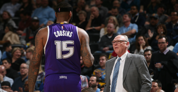 Kings reportedly set to fire George Karl…again