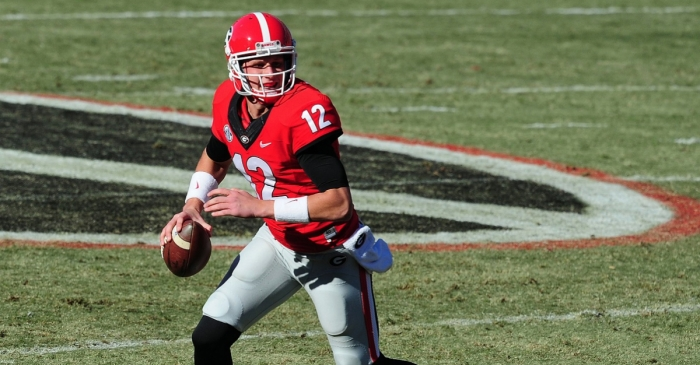 SEC quarterback reverses transfer decision, opts to stay at old school