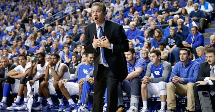 Kentucky ends up with four of top 15 players in 247 rankings