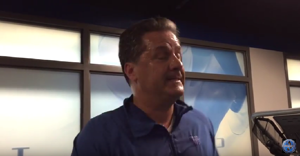 Coach Cal says he could coach into his 70s