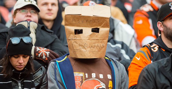 Cleveland is considering making the most Browns move ever, and is anyone really surprised?