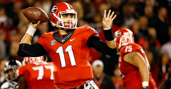 Kirby Smart hints at QB competition leader