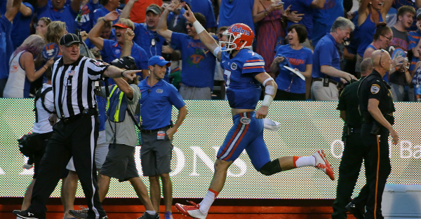 Former Florida QB has found his new home in a new conference