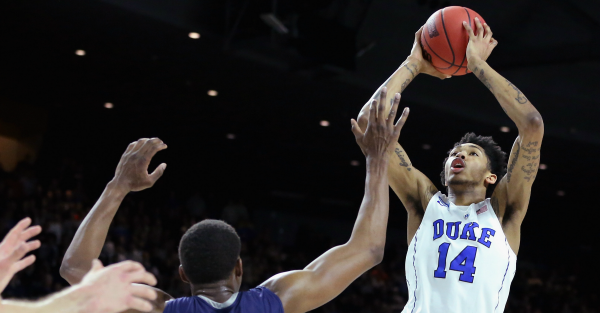 No surprise here: Duke's star freshman declares for NBA Draft