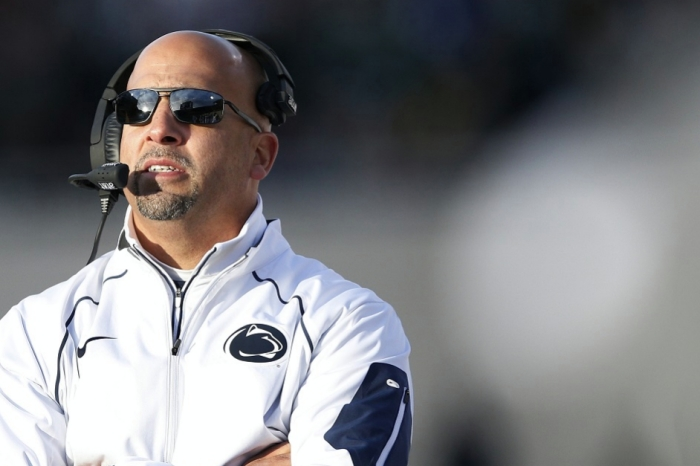 Penn State's James Franklin responds after rumors of Texas A&M interest