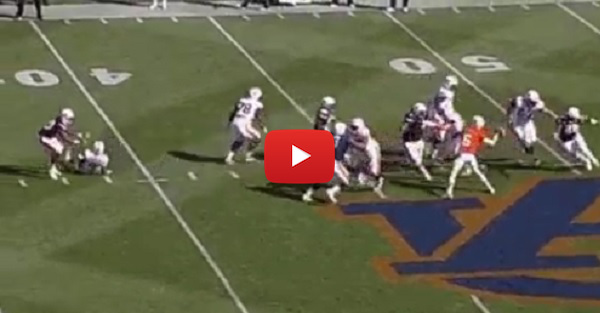 Auburn spring highlights: Franklin throws a dart for a touchdown