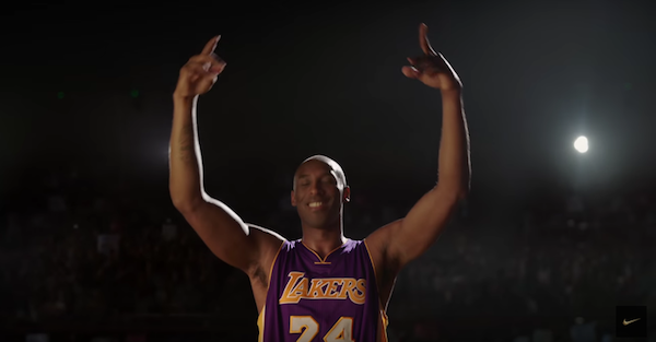 Kobe's haters have all come to wish him a happy retirement in newest Nike ad