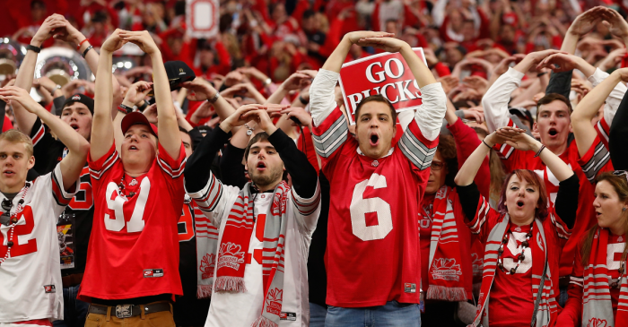 Ohio State breaks own spring attendance record