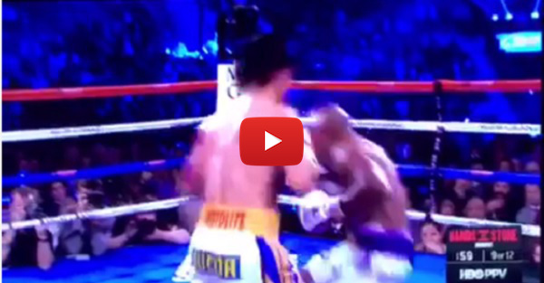Did Manny Pacquiao just fight his last professional bout?