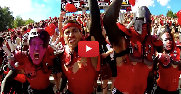 If you weren't ready for Georgia's Spring Game, you will be after this incredible hype video