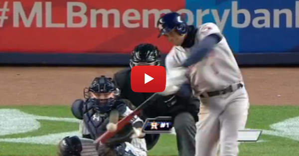 Carlos Correa hits HR to Mars, might be one of the best young players in baseball
