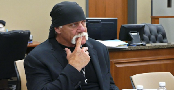 Audio of Hulk Hogan's alleged racist rant is out, and it's simply awful