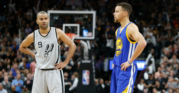 Warriors loss sets up for epic historical rematch against Spurs