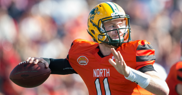 Report: Dallas Cowboys to meet with six QB prospects