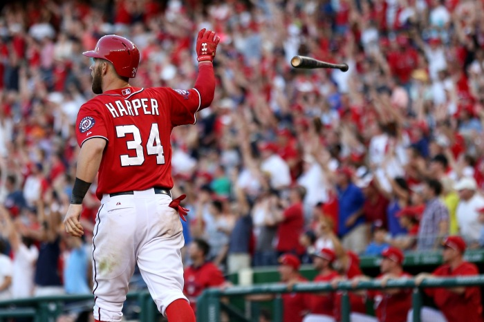 One GM says Bryce Harper will blow the lid off free agency