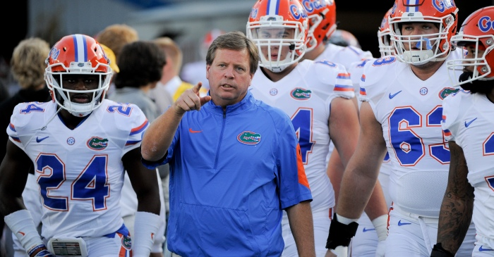 Florida finally has a QB leader heading into summer workouts