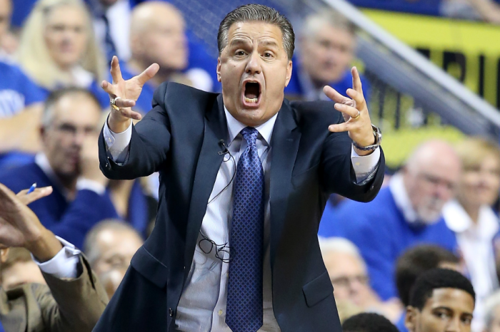 Coach Cal might have experienced his most embarrassing loss yet