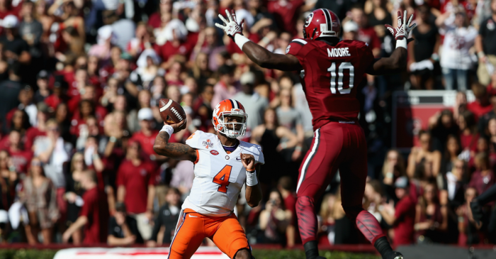 One Clemson fan goes next level to troll South Carolina