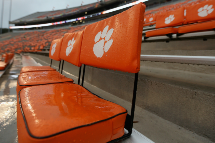 """Clemson DE """"lucky he's alive"""" after moped accident"""