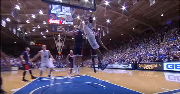 Duke's top 10 plays from 2015-16