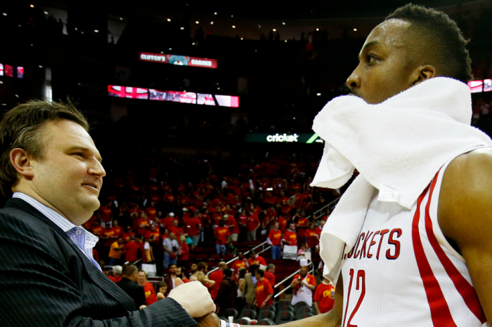 Daryl Morey shows no self-awareness with latest claim about the Rockets