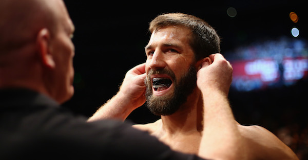 With Chris Weidman out, Luke Rockhold has a new UFC 199 middleweight title opponent