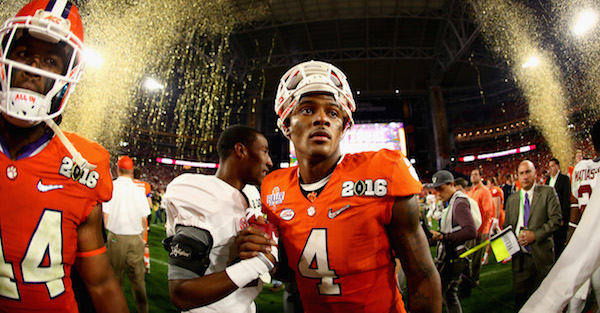 The most unlikely player outperformed Deshaun Watson at the NFL Combine