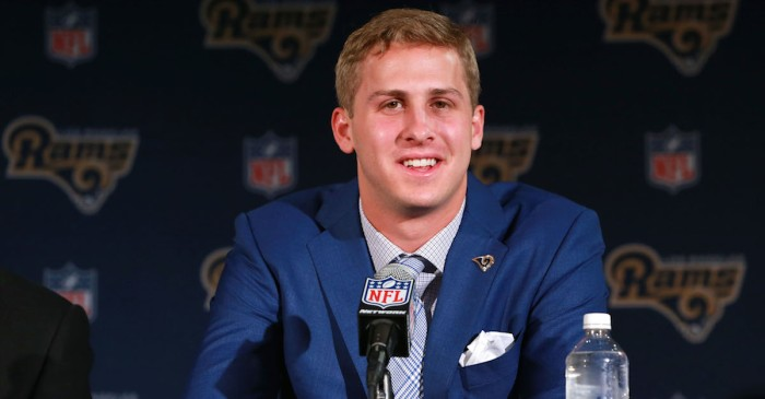 We may now know when Jared Goff will make his long-anticipated debut