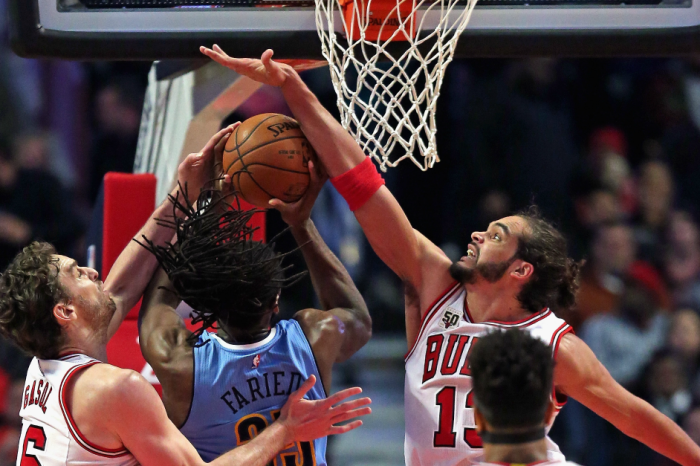 Chicago Bulls center has already told teammates he's done with the team