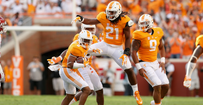 Vols captain already thinking about second career before his first even begins
