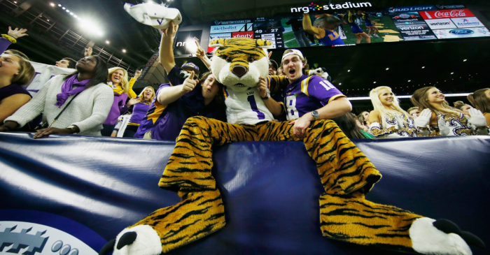 Tiger fans can now get drunk on officially licensed LSU beer