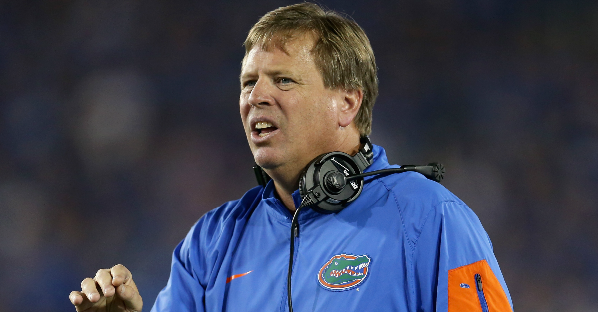 Felony charges for Florida Gator football players flood in during Jim McElwain presser