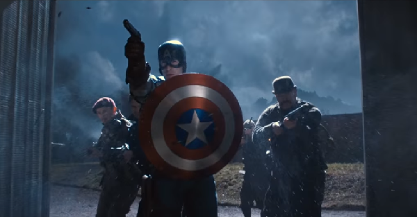 This Marvel movie tribute is the perfect way to get ready for Captain America: Civil War
