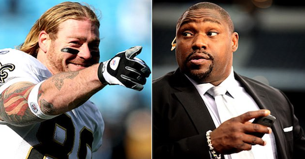 Jeremy Shockey slams Warren Sapp with the most embarrassing Instagram post ever