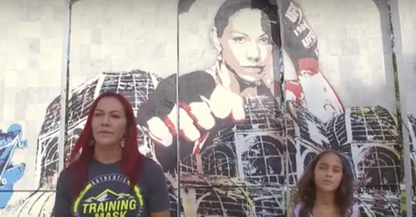 Cyborg uses Running Man Challenge to troll Ronda Rousey again