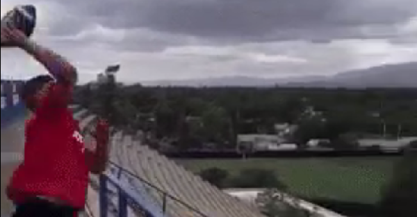 San Jose State QB throws insane trick pass with deadly accuracy