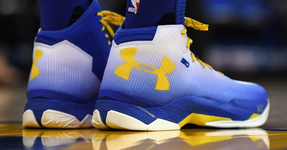 This school just landed the richest shoe and apparel deal thanks to Under Armour