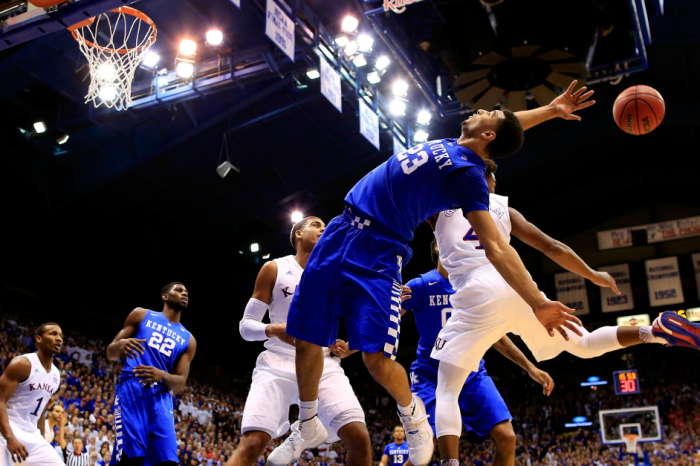 Two of the nation's biggest blue bloods will meet in Big 12/SEC challenge next season