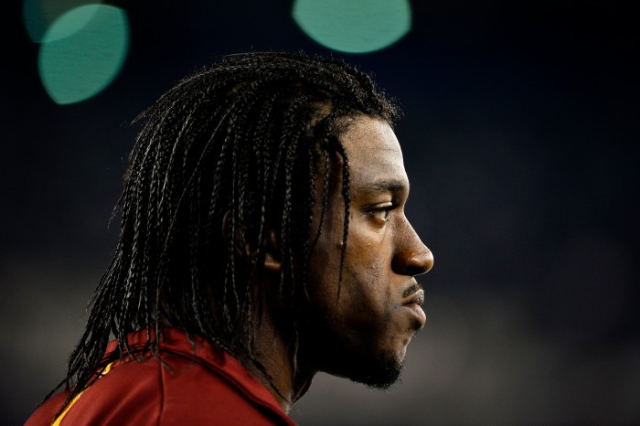 "Robert Griffin III slams back after he was ""put in a situation with a coach who never wanted (him)"""