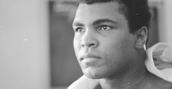 The Greatest is gone. Muhammad Ali has passed away at 74.