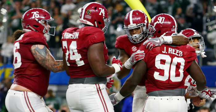 Embattled Bama OL could still play for Crimson Tide this year